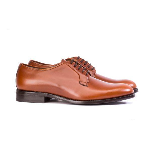zapato vestir piel marrón