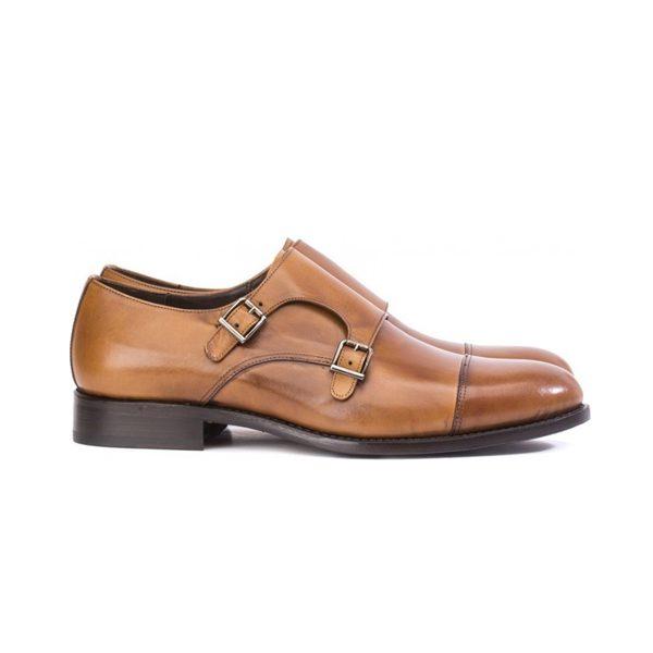 zapatos vestir color marrón