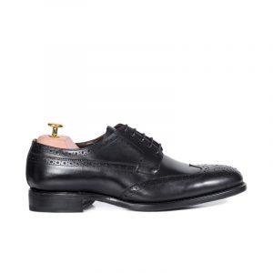 zapato de piel hombre
