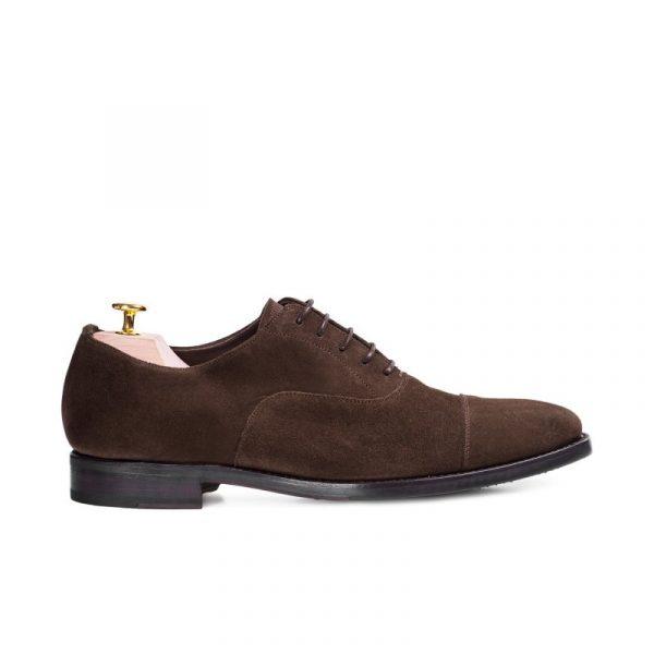 zapato vestir de piel
