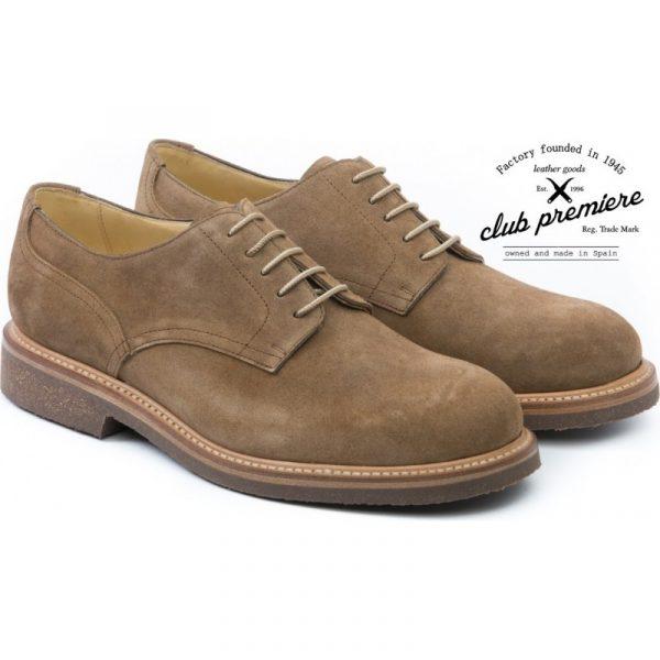 zapato piel cómodo hombre