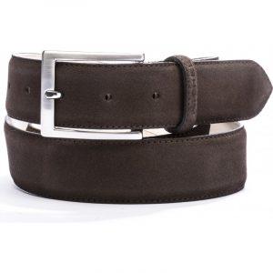 Cinturón ante marrón