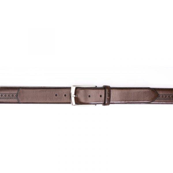 Cinturón arábica con picado